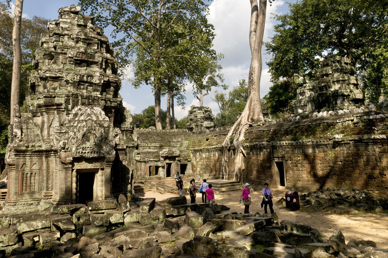Angkor Thom © Regina Fischer-Cohen