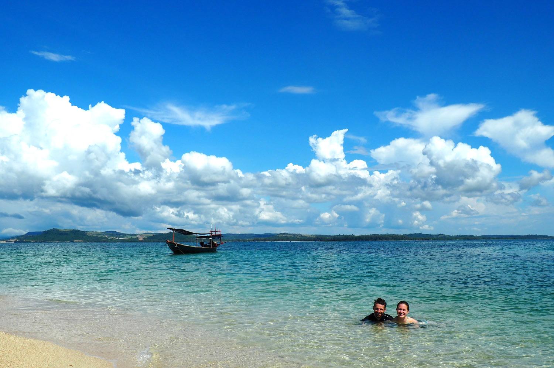 Happy auf Nomads Island © Nomads Island
