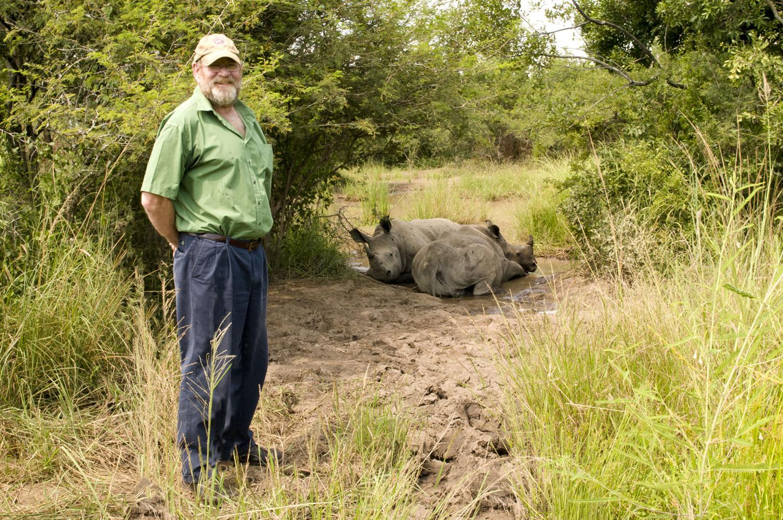Thula Thula - Auffangstation für verwaiste Nashörner, Thula Thula rhino orphanage