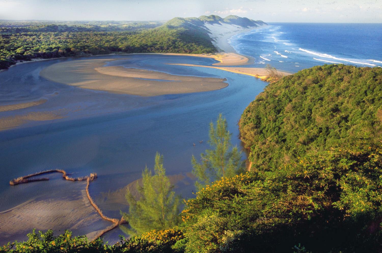 Kwa-Zulu-Natal, iSimangalesi Wetland Park
