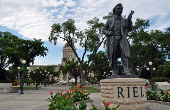 Louis Riel Winnipeg