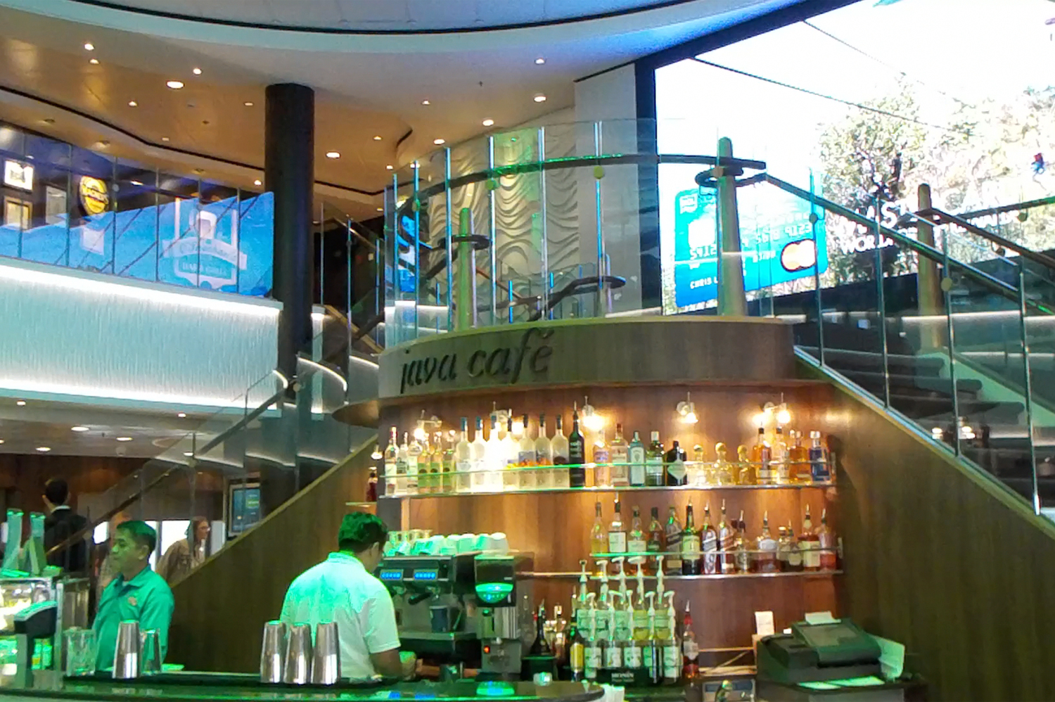 Norwegian Jade Bar