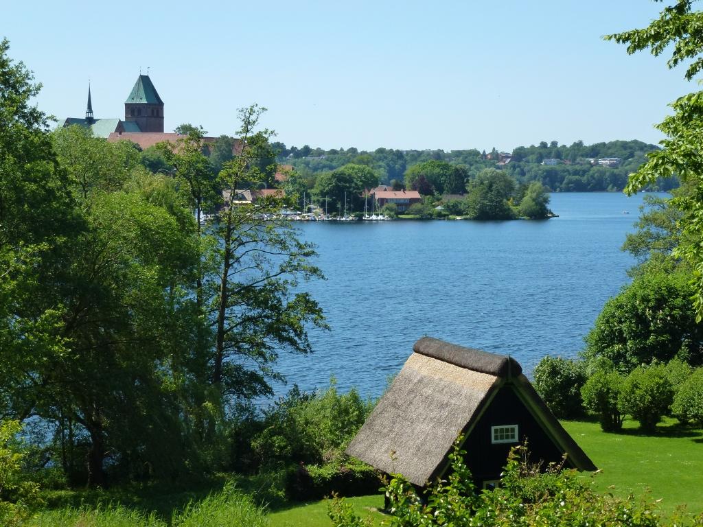 Wandern in Norddeutschland am Ratzeburger See