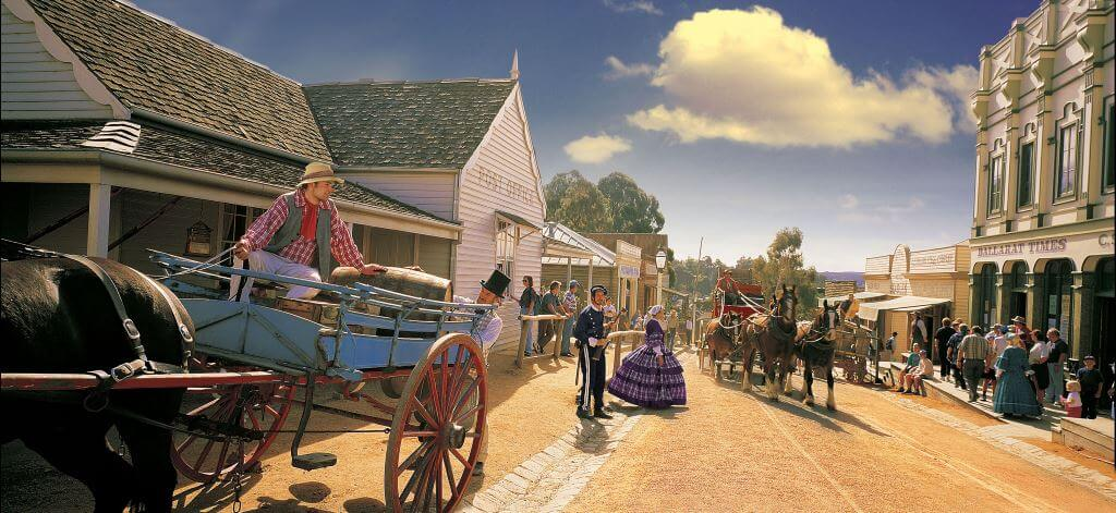 Sovereign Hill Victoria