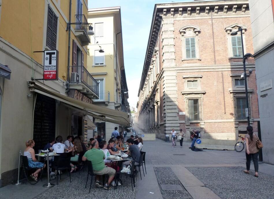Mailand Brera