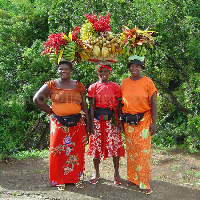Spices girls from Grenada