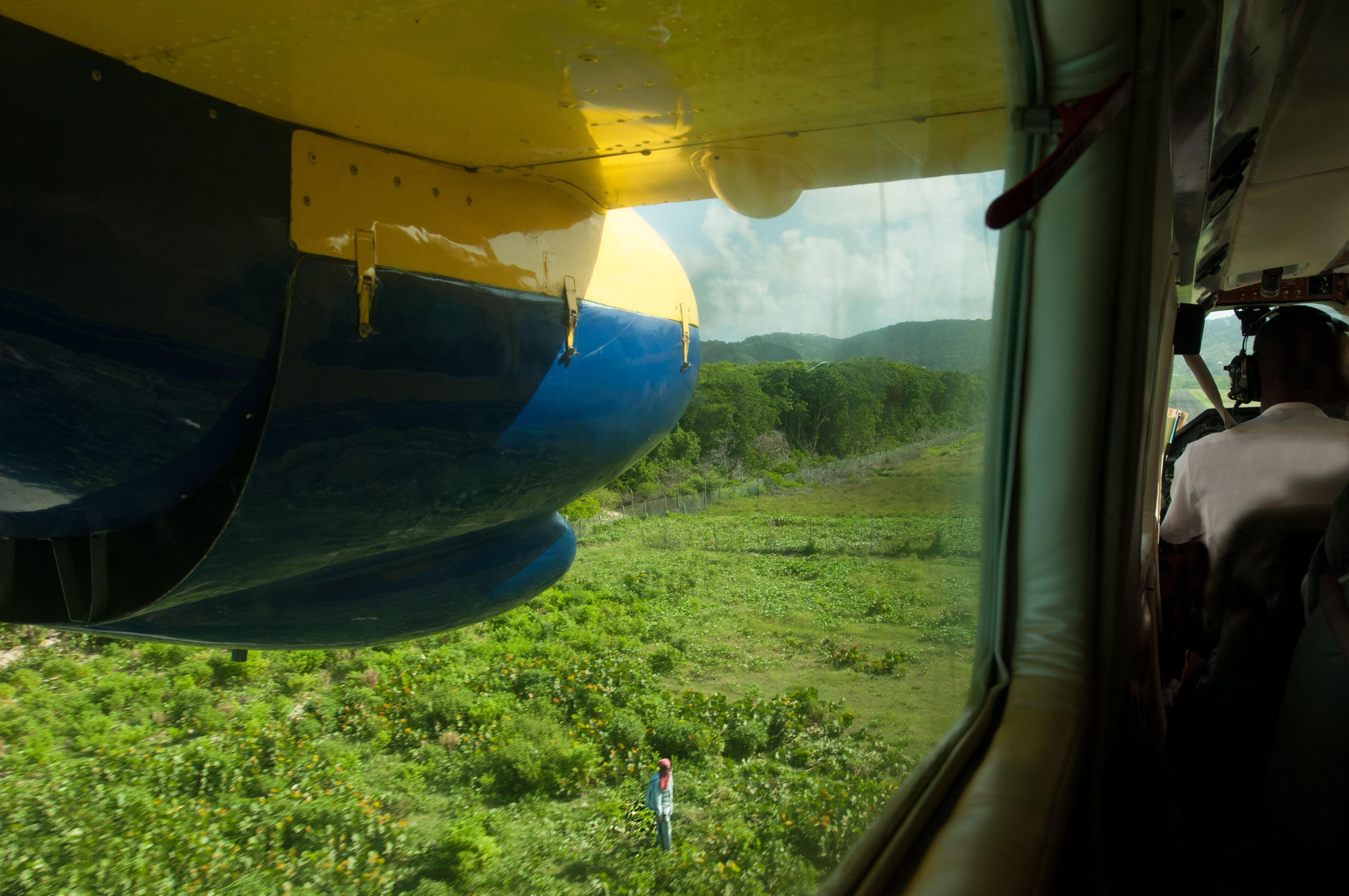Flug oder Fähre - 2 Wege führen nach Carriacou