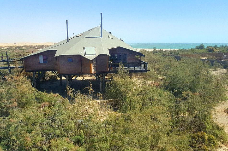 Namibia, Swakopmund, The Stiltz