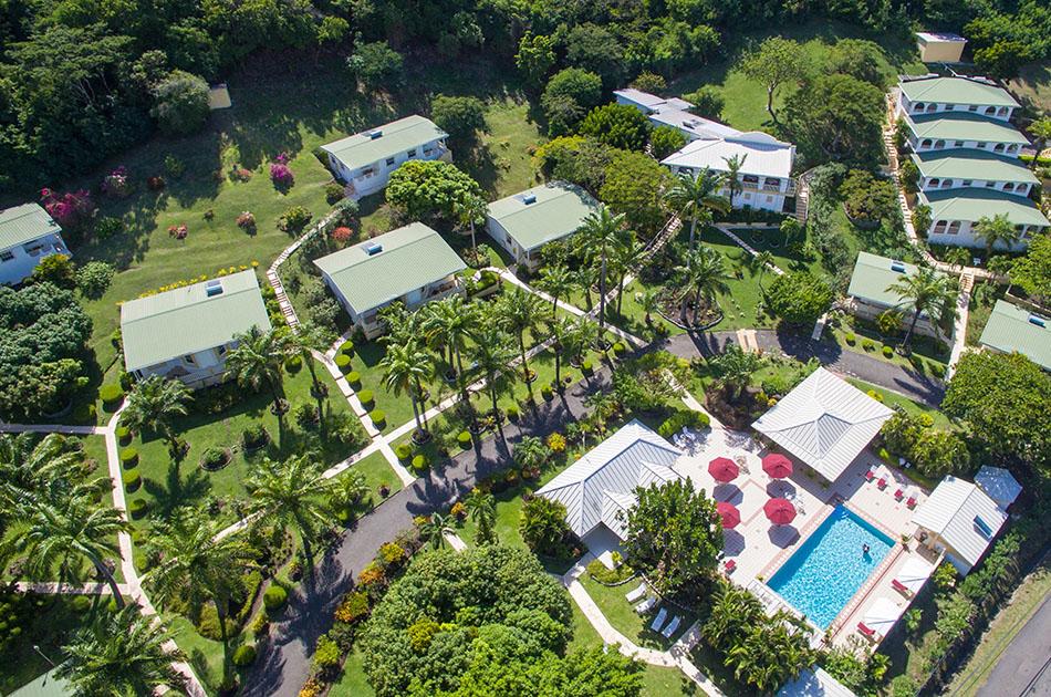 Traumhotels auf Grenada