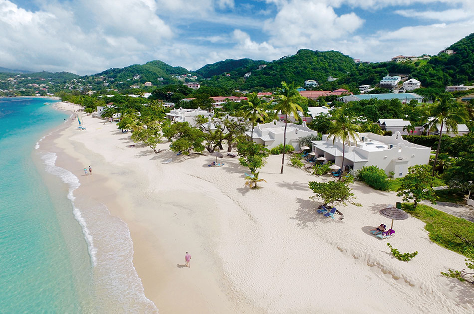 Luxus Resort auf Grenada: Spice Island Beach Resort