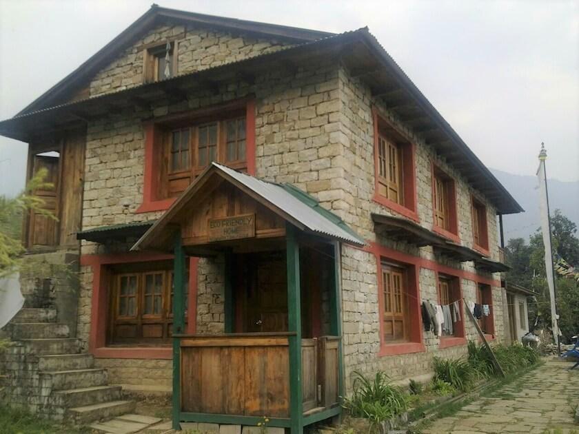 Climate Trek Helambu Nepal