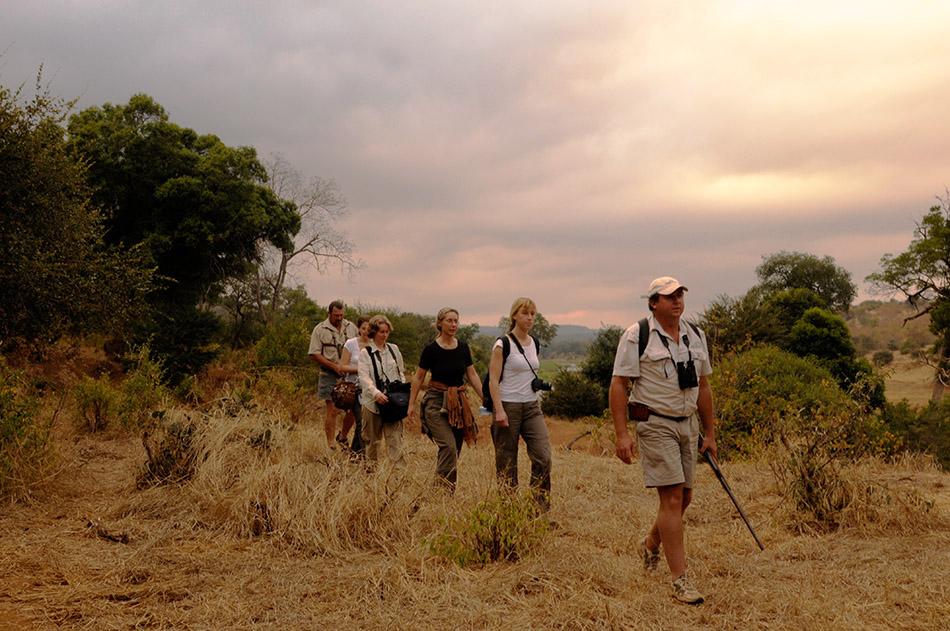 Kruger National Park South Africa - Walking Safari ©Regina Fischer-Cohen