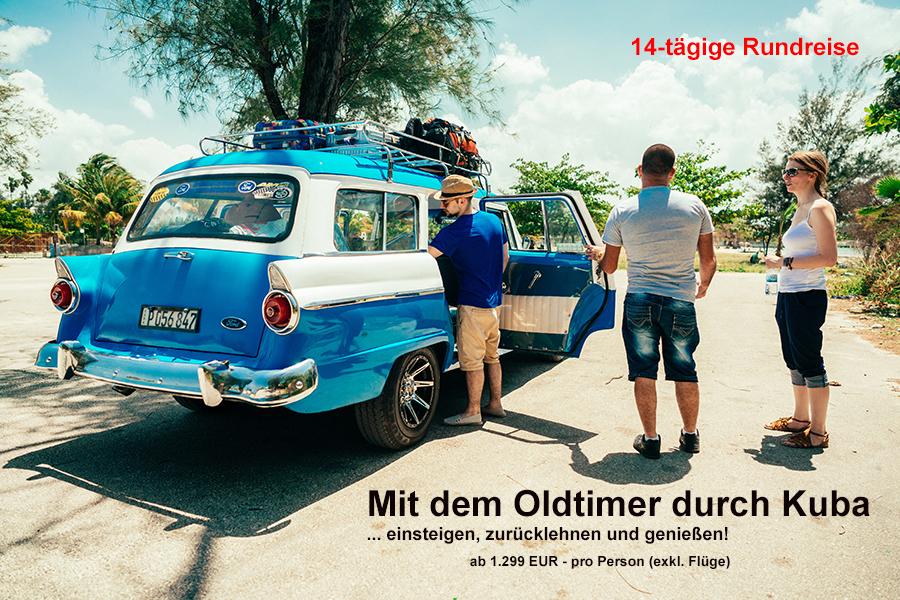 Cuba Buddy - euer Individualreiseveranstalter für Kuba